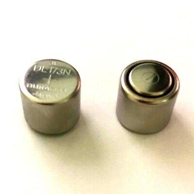 2 Duracell CR1/3N DL1/3N 2L76 3V Photo Lithium Batteries EXP: 2021 ()
