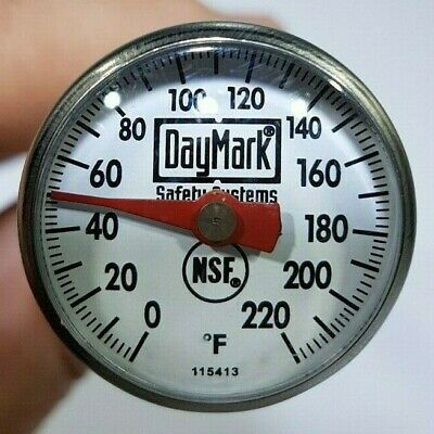 Instant Read Dial Thermometer Cooking NSF 1-Inch T1