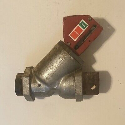 Ansul 2 Gas Valve Part 55610 Used