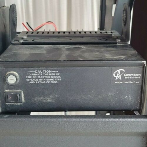 Astron Power Supply SL-14M Output 13.8 VDC 7AMPS
