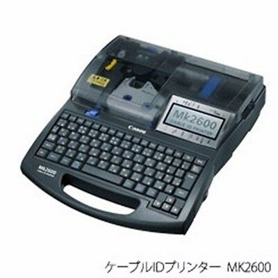 NEW CANON MK2600 Cable ID printer EMS Free Shipping from JAPAN