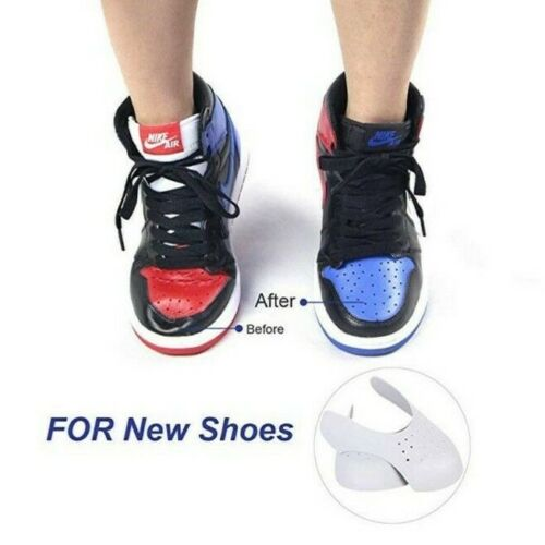 Shoe Anti Crease Toe Creasing Protector Force Fields Sneaker Care lot