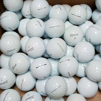 Titleist Pro V1X Mint AAAAA Used Golf Balls 5A - 72 Lot - FREE SHIPPING