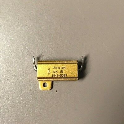 Dale Arh-25 Power Resistor 12 Ohm 1