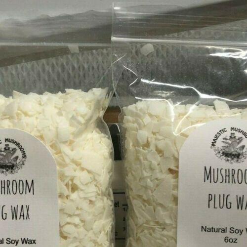 Soy Wax 12oz for mushroom plugs