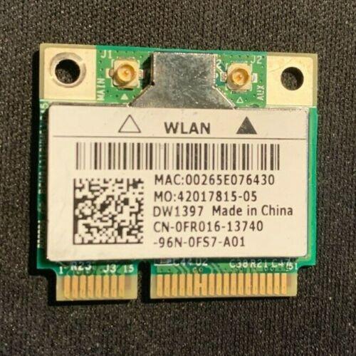 Dell Broadcom Wireless Wifi Card DW1397 CN-0FR016 BCM94312HMG