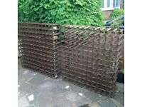 very old vintage wine rack (two available) can deliver