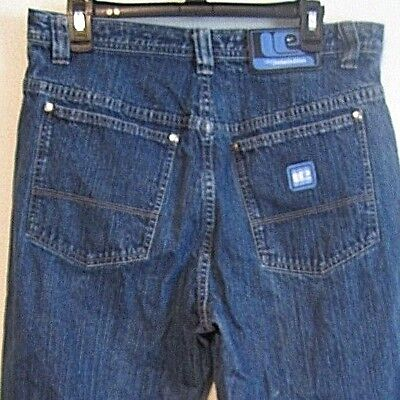 Nike Limited Edition Classic Relaxed Dark Denim Jeans Pants 34 (33