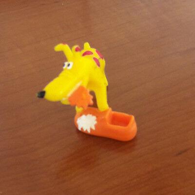 Schnuppi mit Schuh Hund in Gelb mit rote Punkte C&A C & A C und A  gebraucht kaufen  Soltau