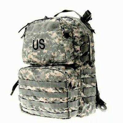 Brand NEW MOLLE II Medium Rucksack Backpack US Military ACU, MultiCam (OCP)