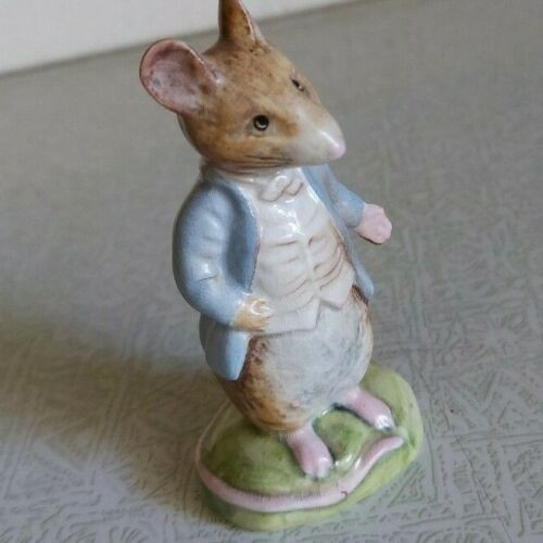 Beswick England Beatrix Potter, JOHNNY TOWN MOUSE