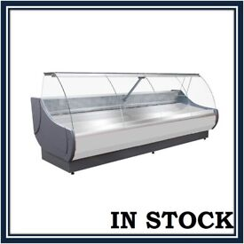 NEW £2184+VAT 306cm (10 feet) Serve Over Counter Display Fridge OFELIA N2705