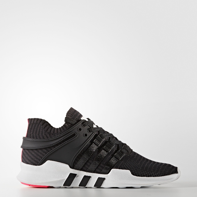 SCARPE ADIDAS ORIGINALS UOMO EQT SUPPORT BB1260 NERO BIANCO BLACK ORIGINALI