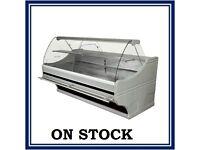 NEW £1430+VAT 200cm (6,6 feet) Serve Over Counter Display Fridge WEGA N2509