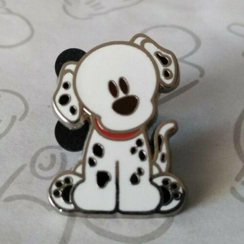 Pongo Cute Disney Animals Mini Booster 101 Dalmatians Disney Pin 74882