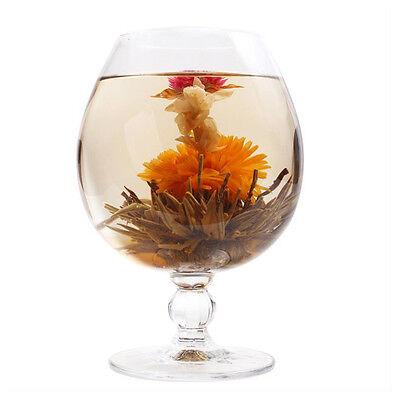 7 Blooms Gift Set for Tea Lovers, Flowering Blooming Tea,High Quality Tea Blooms