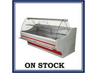 NEW £1458+VAT 180cm (5,9 feet) Serve Over Counter Display Fridge WEGA N2497