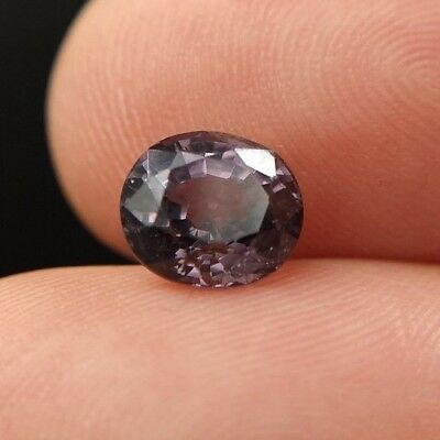 Natural purple Spinel 2.23ct oval cut