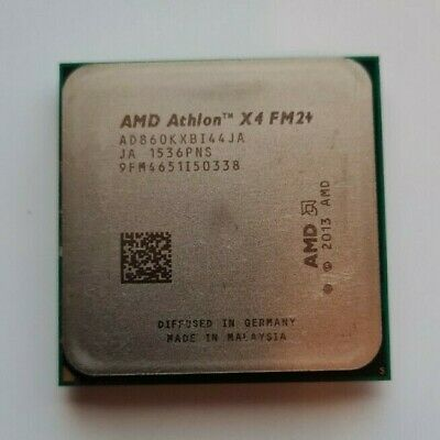 AMD Athlon X4 860K 3.7/4.0GHz  Quad-Core 95W CPU Processor for Socket FM2+