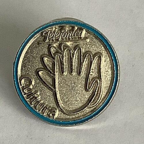 Telefonica Cultura badge
