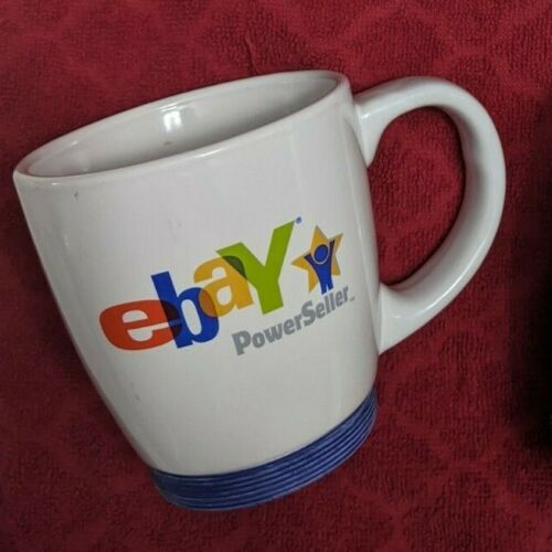 Vintage PowerSeller Mug 2007 Boston eBay Live memorabilia