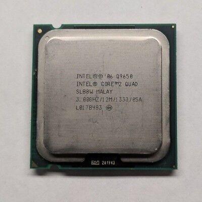 Intel Heart 2 Quad Q9650 3.0 GHz 12M SLB8W 4-Core Processor LGA 775 CPU 95W