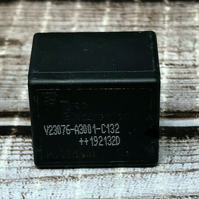 General Purpose Relay 10A 12V SPST T77V1D10-12 Tyco-P/&B 5 pcs