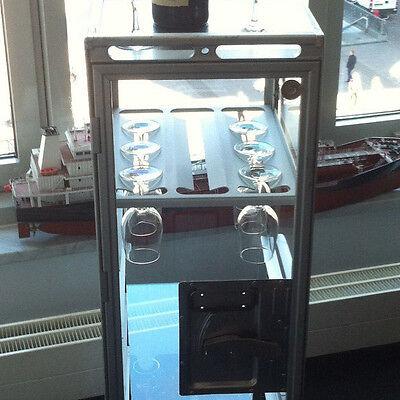 Wine drawer, Flugzeug Trolley, Box, Wein Einschub