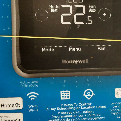 Honeywell Lyric T5Wi-Fi Thermostat