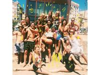 Summer promo job in Barcelona!