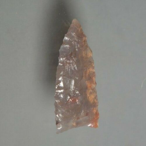 Utah Agate Arrowhead