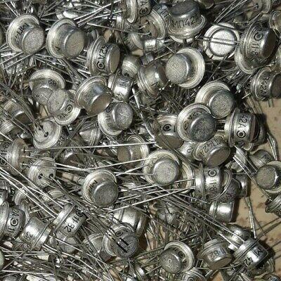Lot 100 Pcs Mp42a 42 A Pnp Germanium Transistors Amplifier Ussr