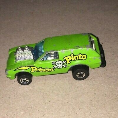 VINTAGE 1975 HOT WHEELS POISON PINTO