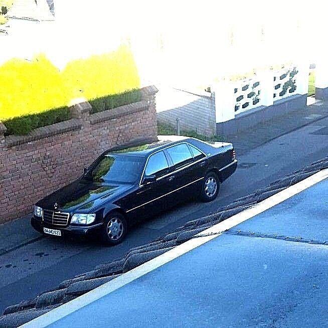 Mercedes 600S,V12, Youngtimer, Bj.92, 238000km Tüv(9/20)  nur noch 298 Stück