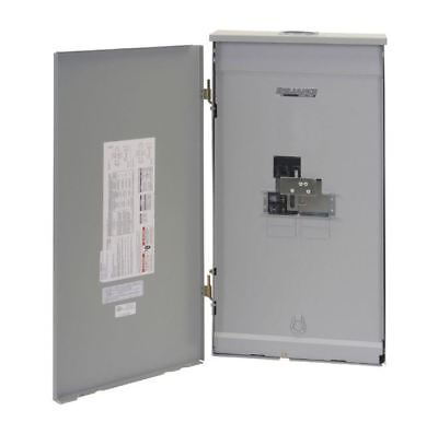Transfer Panel200-amp Outdoor Manual Load Center Wbuilt-in 60a Transfer Switch