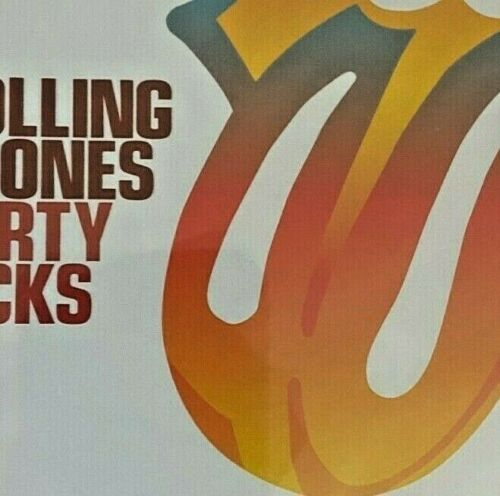 2 CD-rolling stones forty licks cd brand new
