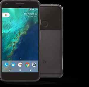 Google 32 Gb Pixel XL Black. 1 Month old. Like new + case.