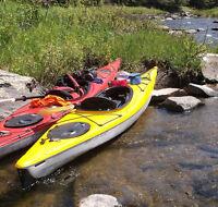 Kayak de randonnée Elie Strait 120