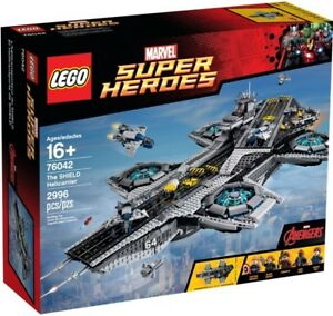 Lego Super Heroes 76042 The SHIELD Helicarrier Neuf