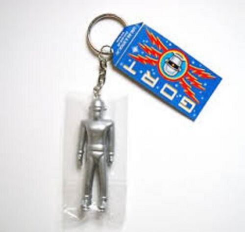 FREE SHIPPING Solid The Day The Earth Stood Still GORT Key ring ROBOT Beautiful