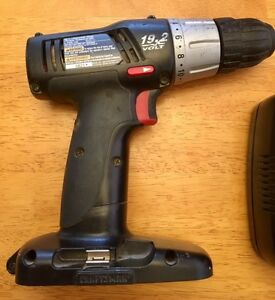 Craftsman Drill, Jigsaw, Charger. 19.2 V Peterborough Peterborough Area image 4