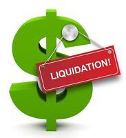 Active wear liquidation sale
