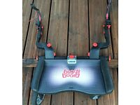 Lascal buggy board as new condition