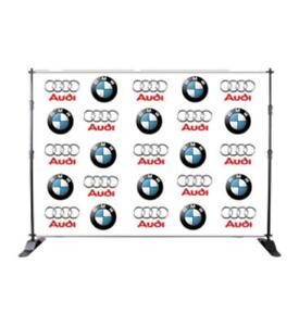 The Perfect  Step & Repeat Display Stand | Canada