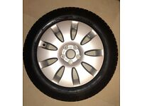 Audi A6 Genuine Alloy wheel and tyre