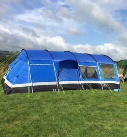 Hi gear oasis 8 berth tent