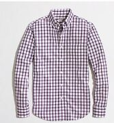 J Crew Mens Shirt Small