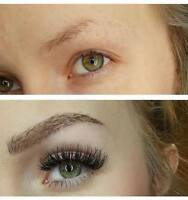 Eyelash & Eyebrow Extensions For Your Upcoming Wedding!