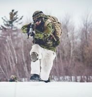 Perfefect Summer Job with The Canadian Forces