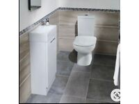 Sink and basin unit
